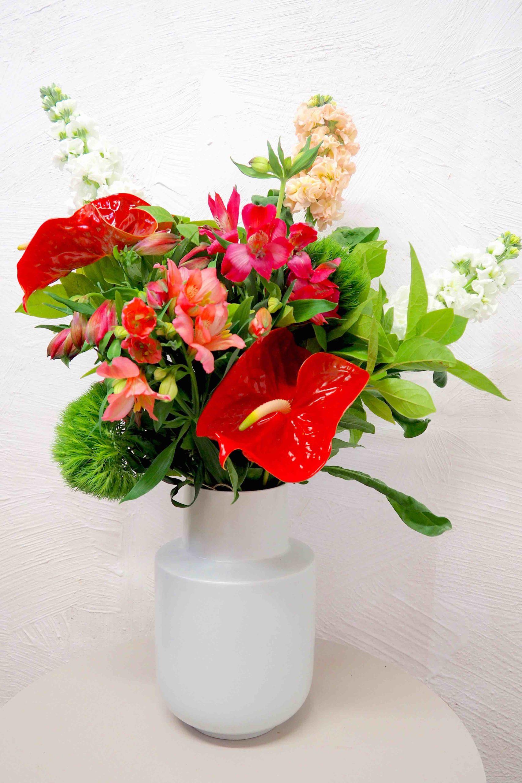 Bouquet de fleurs producteur Toulouse